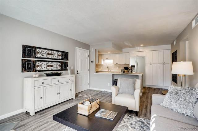 10263 E Peakview Avenue C102, Englewood, CO 80111 (#5697585) :: Bring Home Denver with Keller Williams Downtown Realty LLC