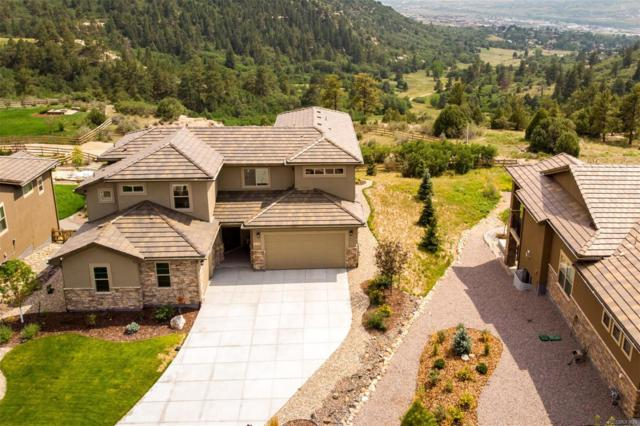 250 Andromeda Lane, Castle Rock, CO 80108 (#5697789) :: The DeGrood Team