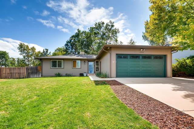 5926 Blanca Court, Golden, CO 80403 (MLS #5697886) :: 8z Real Estate