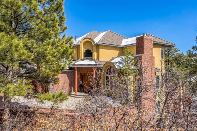 514 Prospect Drive, Castle Rock, CO 80108 (#5698125) :: Structure CO Group