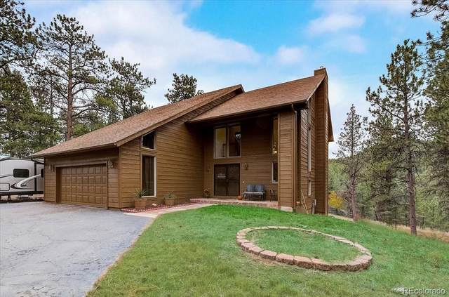 13549 Baldwin Court, Pine, CO 80470 (#5698471) :: Wisdom Real Estate