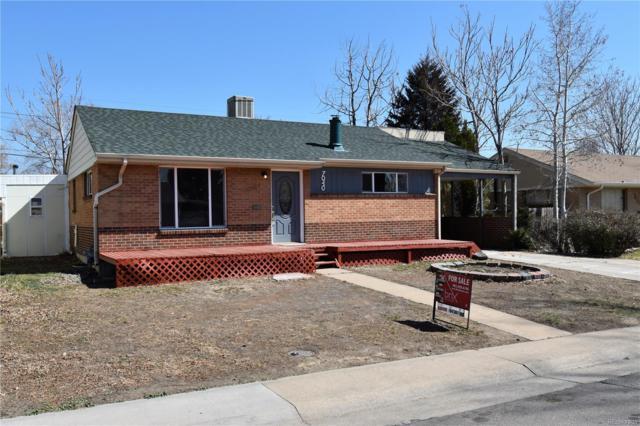7040 Avrum Drive, Denver, CO 80221 (#5698505) :: The Peak Properties Group