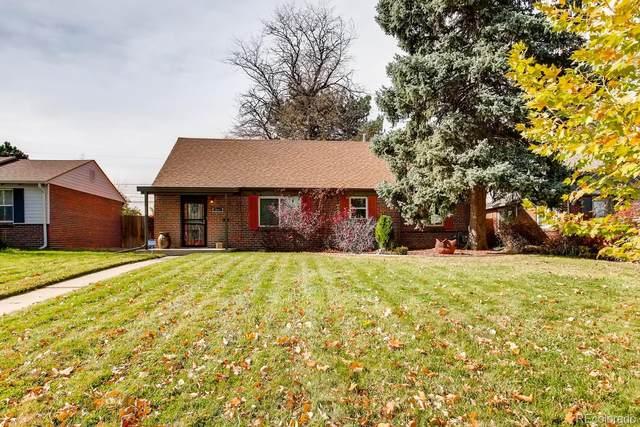 2841 Elm Street, Denver, CO 80207 (#5698527) :: Wisdom Real Estate