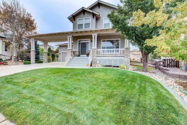 8307 Briar Haven Place, Castle Pines, CO 80108 (#5698987) :: Colorado Team Real Estate