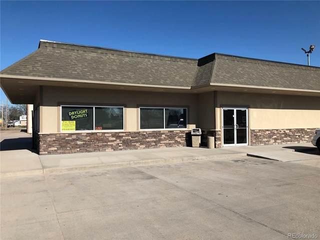 200 W 8th Avenue, Yuma, CO 80759 (MLS #5699014) :: 8z Real Estate