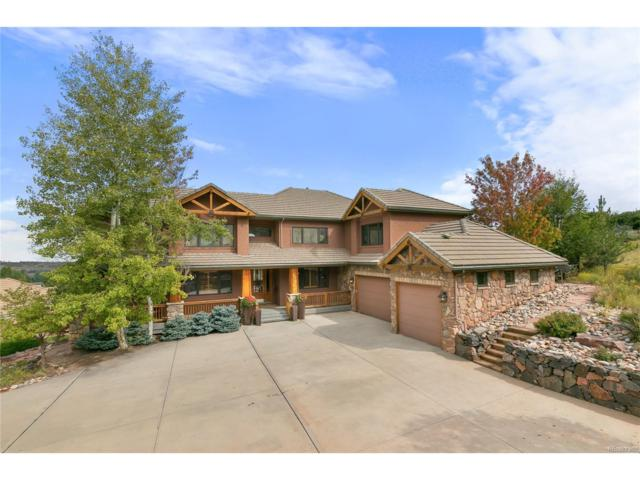 16404 Willow Wood Court, Morrison, CO 80465 (#5699082) :: The Sold By Simmons Team