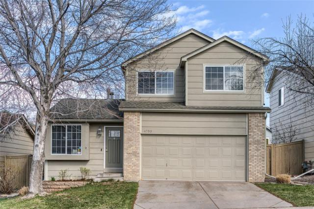 4750 N Foxtail Drive, Castle Rock, CO 80109 (#5699329) :: Harling Real Estate