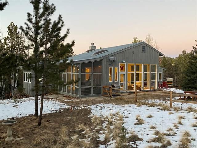 4 Camp Drive, Westcliffe, CO 81252 (#5699393) :: Venterra Real Estate LLC