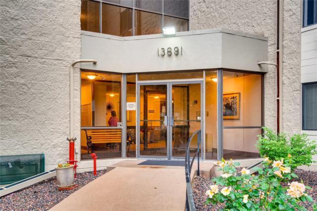 13691 E Marina Drive #607, Aurora, CO 80014 (#5699516) :: The Peak Properties Group