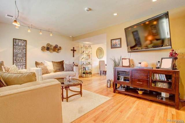 434 S Carr Street, Lakewood, CO 80226 (#5699672) :: The Dixon Group