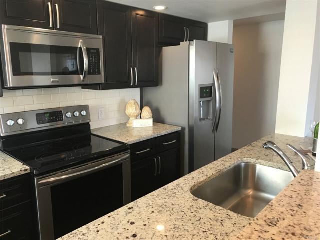 352 S Lafayette Street #402, Denver, CO 80209 (#5699674) :: The Pete Cook Home Group