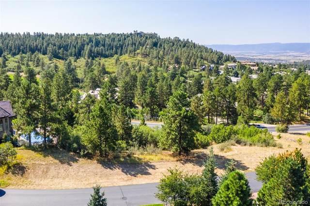 1106 Northwood Lane, Castle Rock, CO 80108 (MLS #5699685) :: Neuhaus Real Estate, Inc.