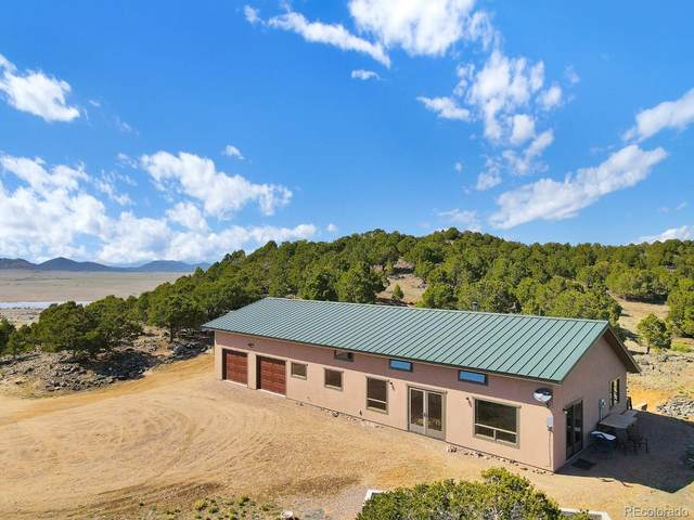 850 Insula Road, Westcliffe, CO 81252 (#5699902) :: Berkshire Hathaway HomeServices Innovative Real Estate