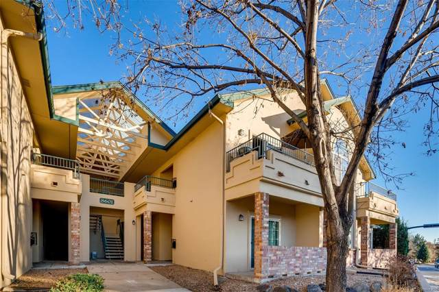 8601 E Dry Creek Road #122, Centennial, CO 80112 (MLS #5700155) :: Colorado Real Estate : The Space Agency