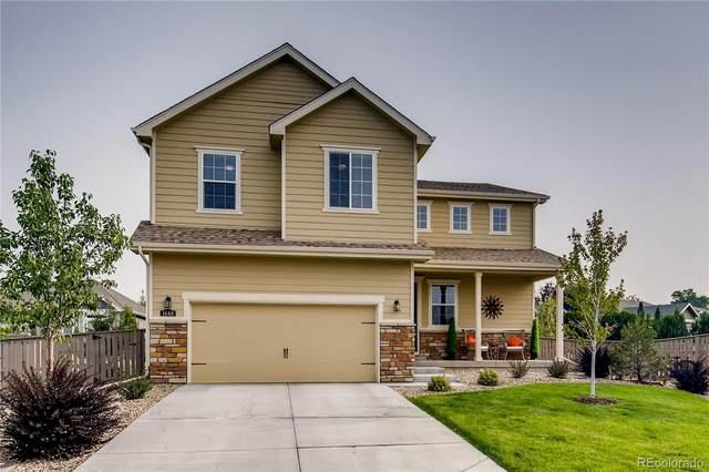 1448 Grant Way, Longmont, CO 80501 (MLS #5700334) :: Kittle Real Estate