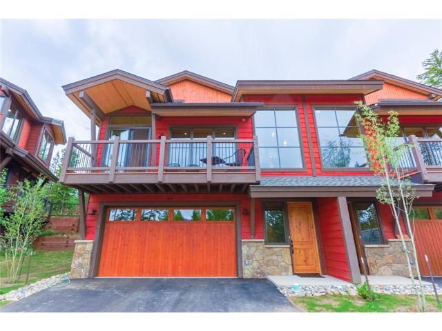 419 Lodge Pole Circle #1, Silverthorne, CO 80498 (MLS #5700439) :: 8z Real Estate
