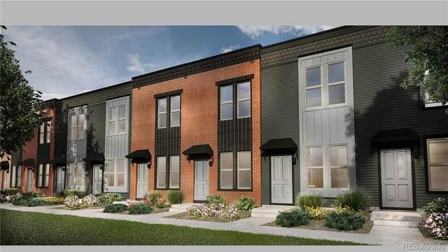 2662 Arapahoe Street, Denver, CO 80205 (#5700820) :: Kimberly Austin Properties