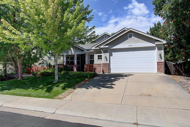 1488 N Larkspur Court, Lafayette, CO 80026 (#5701319) :: The Healey Group