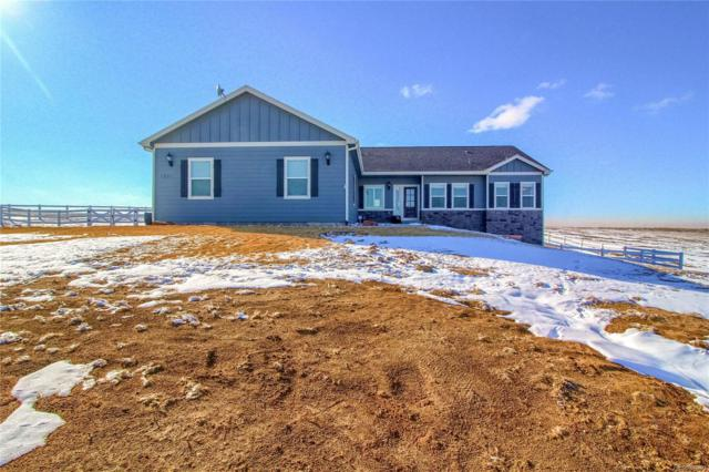 7531 Woodchest Street, Strasburg, CO 80136 (#5701476) :: The Healey Group