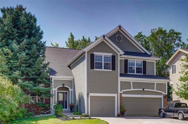 7678 Marin Court, Lone Tree, CO 80124 (MLS #5701867) :: 8z Real Estate