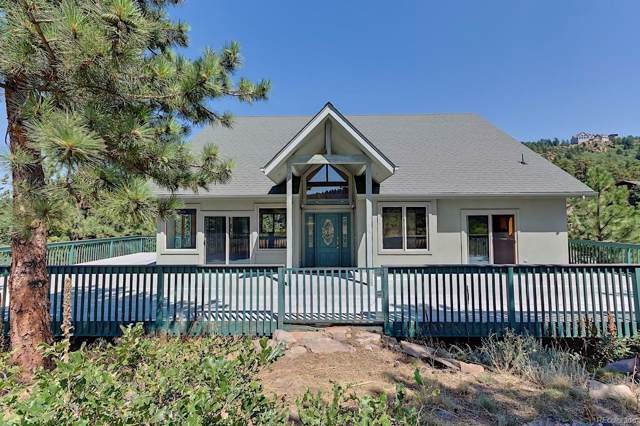 12085 Saddle Mountain Trail, Littleton, CO 80127 (#5702125) :: The Galo Garrido Group