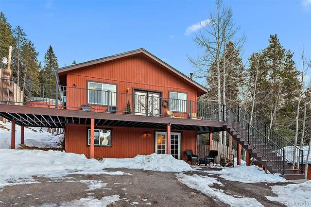 8770 London Lane, Conifer, CO 80433 (MLS #5702542) :: 8z Real Estate