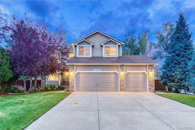 17036 Park Trail Drive, Monument, CO 80132 (MLS #5702596) :: Clare Day with Keller Williams Advantage Realty LLC