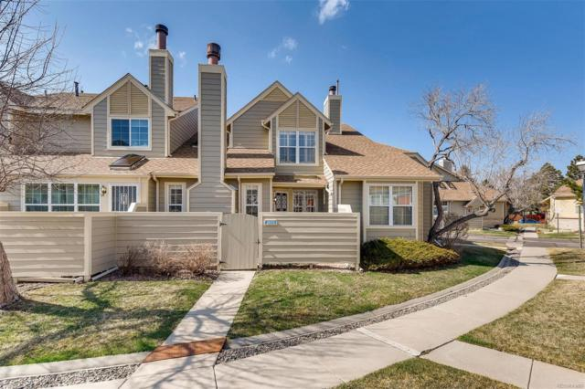 7370 E Florida Avenue #1053, Denver, CO 80231 (#5702649) :: My Home Team