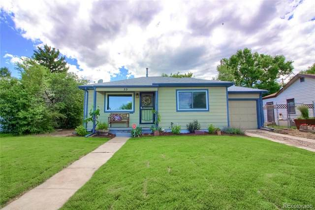 55 S Bryant Street, Denver, CO 80219 (MLS #5702735) :: 8z Real Estate