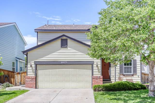 9823 Saybrook Street, Highlands Ranch, CO 80126 (#5702760) :: The HomeSmiths Team - Keller Williams