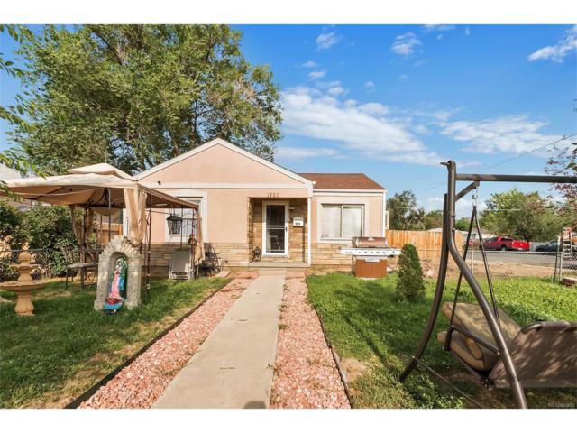 1902 Moline Street, Aurora, CO 80010 (MLS #5703078) :: 8z Real Estate