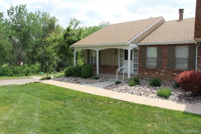 2841 E Geddes Place, Centennial, CO 80122 (#5703108) :: Briggs American Properties