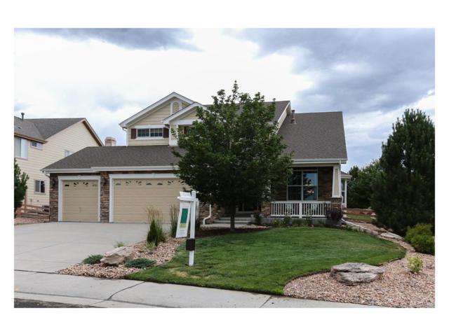 4823 Craftsman Drive, Parker, CO 80134 (MLS #5703292) :: 8z Real Estate