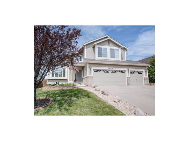 13718 Narrowleaf Drive, Colorado Springs, CO 80921 (MLS #5703642) :: 8z Real Estate