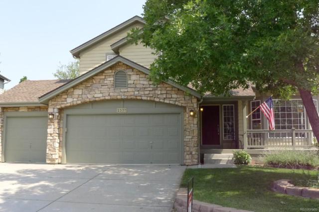 2337 S Holman Circle, Lakewood, CO 80228 (#5704269) :: The HomeSmiths Team - Keller Williams