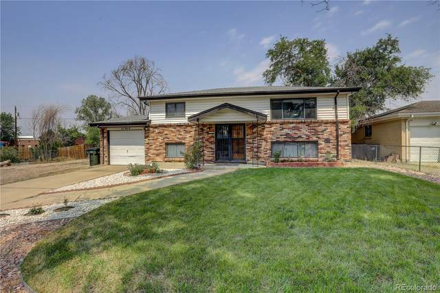 13969 E 32nd Place, Aurora, CO 80011 (MLS #5704358) :: 8z Real Estate