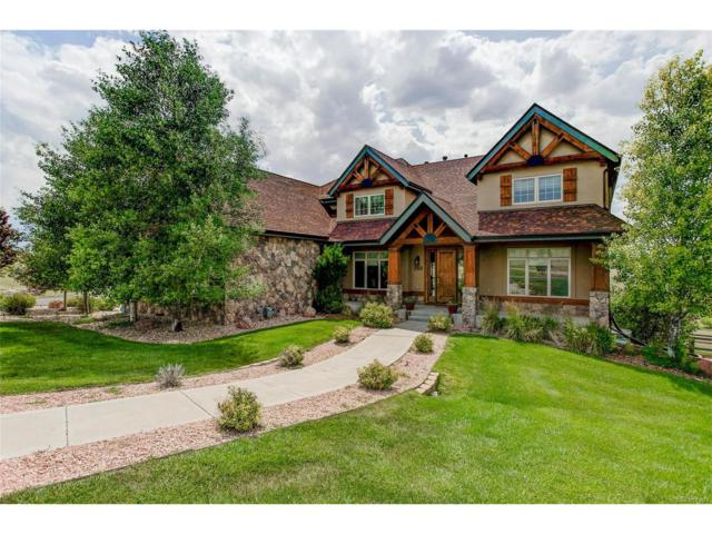 566 N Pines Trail, Parker, CO 80138 (MLS #5704408) :: 8z Real Estate