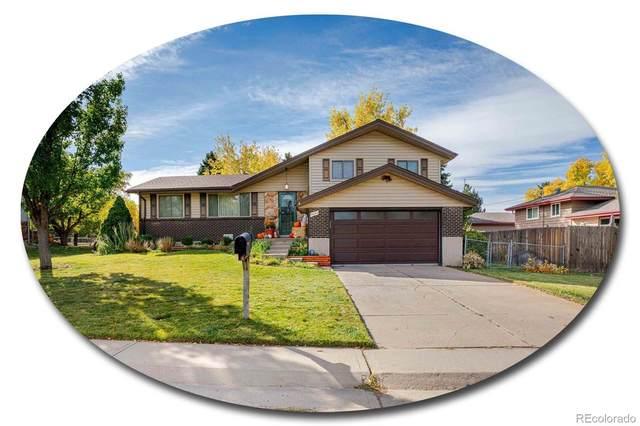 4640 E Fremont Avenue, Centennial, CO 80122 (#5704474) :: Venterra Real Estate LLC