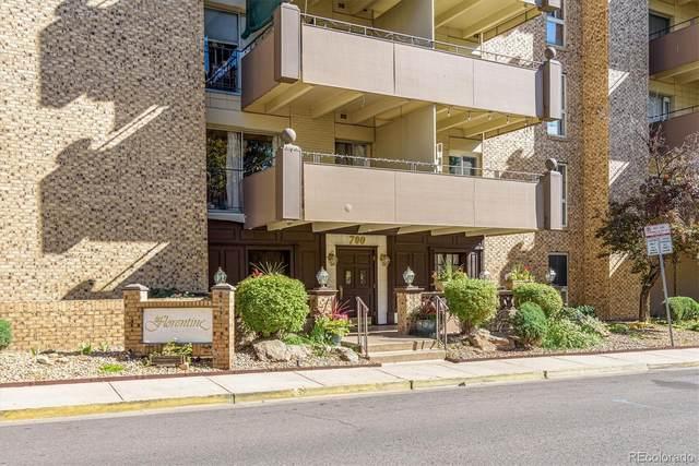 700 Washington Street #607, Denver, CO 80203 (#5704923) :: Hudson Stonegate Team