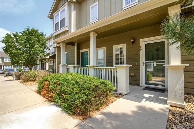 14700 E 104th Avenue #1601, Commerce City, CO 80022 (MLS #5705428) :: 8z Real Estate