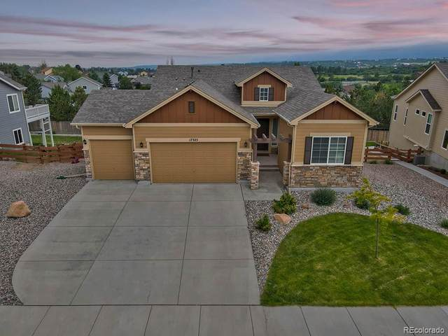 17325 Leisure Lake Drive, Monument, CO 80132 (#5705955) :: The Colorado Foothills Team | Berkshire Hathaway Elevated Living Real Estate