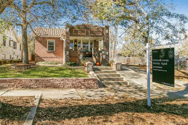 3637 Perry Street, Denver, CO 80212 (MLS #5705996) :: Bliss Realty Group