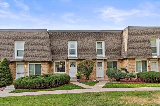 1536 S Pierson Street #122, Lakewood, CO 80232 (#5706247) :: Sellstate Realty Pros