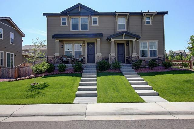 10021 Nadine Lane, Parker, CO 80134 (#5707316) :: HomePopper