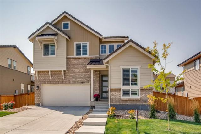 14250 Mosaic Drive, Parker, CO 80134 (#5708343) :: The Peak Properties Group