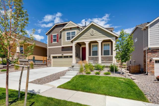 19175 W 84th Place, Arvada, CO 80007 (MLS #5709260) :: 8z Real Estate