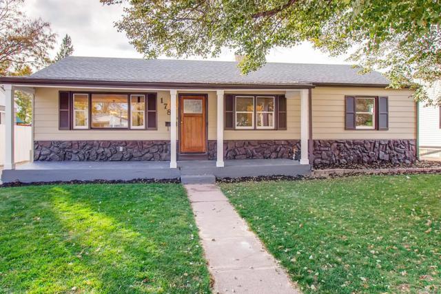 1785 S Elm Street, Denver, CO 80222 (#5709382) :: HomePopper