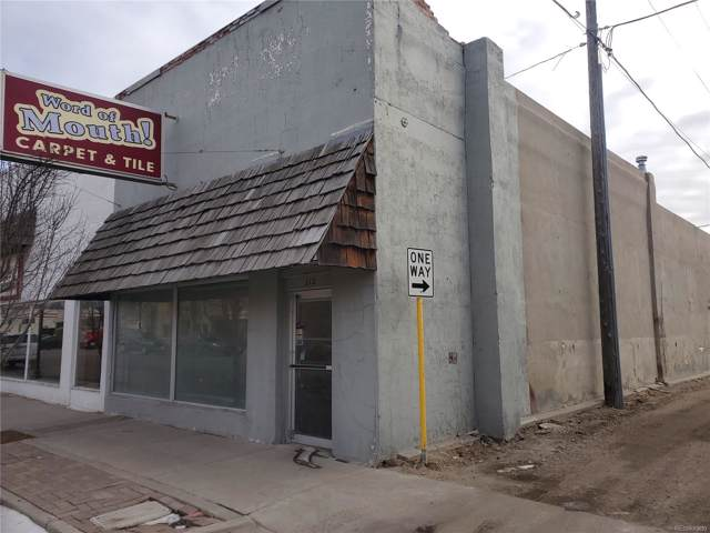 312 Edison, Brush, CO 80723 (MLS #5709448) :: 8z Real Estate