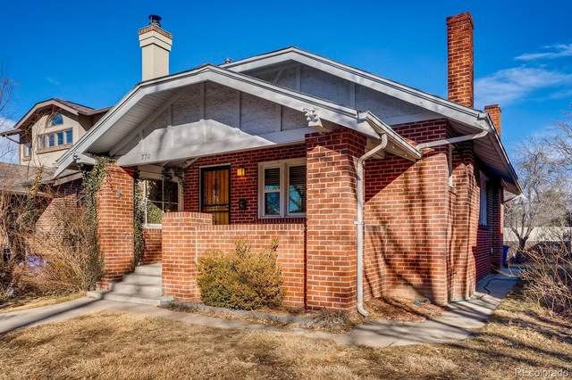 770 Monroe Street, Denver, CO 80206 (#5709481) :: The Dixon Group