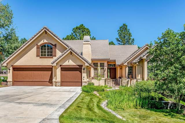 624 Country Club Drive, Castle Rock, CO 80108 (MLS #5710015) :: 8z Real Estate